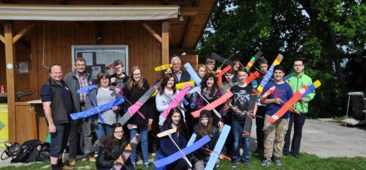Workshop HS Pöchlarn – 2016